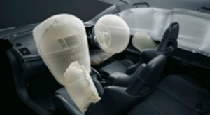 New Airbag Fitment
